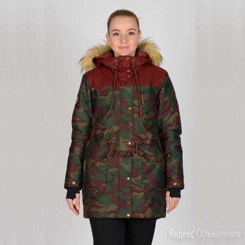 Куртка сноуб. STAYER fw мультиколор ж. по цене 8340₽ - Пуховики, фото 0