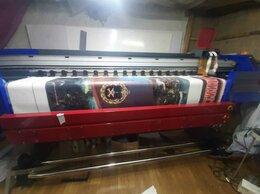 Полиграфическое оборудование - Широкоформатный принтер JGNBVEC 1600, 0