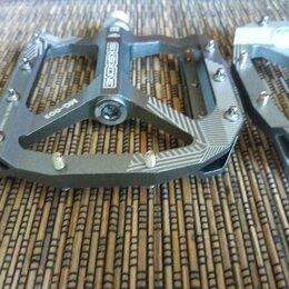 Педали - Комплект новых педалей (на промах), вес пары 340г, 105x100mm, 0