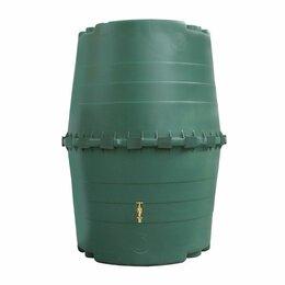 Бочки - Водосборник Graf Top-Tank 1300л, зеленый, 0