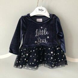 Платья и юбки - Шикарное платье для малышки новое, 0