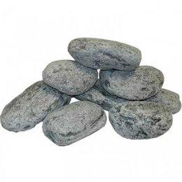 Камни для печей - Камни для бани и сауны «Талькохлорит» коробка 20 кг, 0