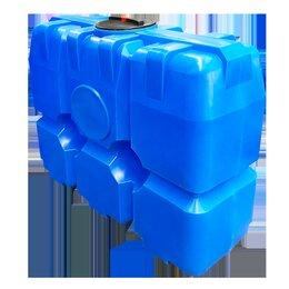 Баки - Емкость пластиковая 2000 л. Вертикальная, 0