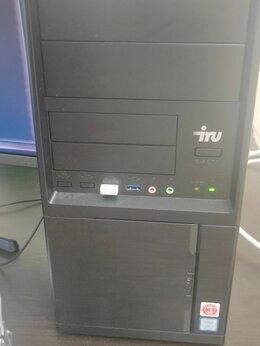 Настольные компьютеры - Пк iru i3 9100f 16gb gf710_1gb, 0