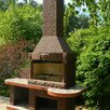 Печь барбекю для беседки Рент по цене 95990₽ - Грили, мангалы, коптильни, фото 4