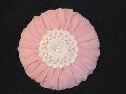 Декоративные подушки - Подушка вязаная декоративная, 0