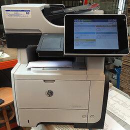 Принтеры и МФУ - Мфу HP LaserJet Enterprise M525 лазерный принтер, 0