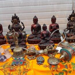 Статуэтки и фигурки - Буддистские ритуальные священные предметы, 0