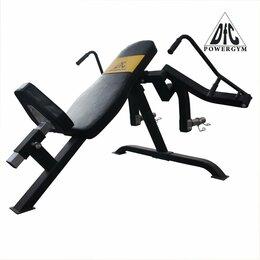 Тренажеры со встроенными и свободными весами - Баттерфляй DFC POWERGYM SUB023, 0