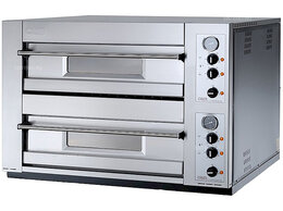 Жарочные и пекарские шкафы - Печь для пиццы OEM-ALI OMDB830, 0