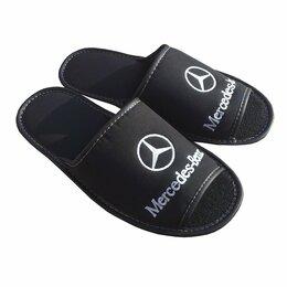 Домашняя обувь - Тапочки Мерседес, 0