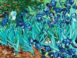 Картины, постеры, гобелены, панно - Картина по номерам Ирисы (Ван Гог) 40*50, 0
