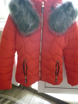 Куртки - куртка зимняя 48 размер, 0