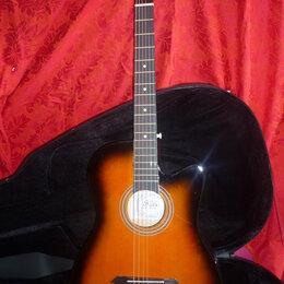 Акустические и классические гитары - Гитара 7\8 Foix FFG-1038SB, 0