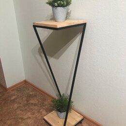 Тумбы - подставка для цветов, 0