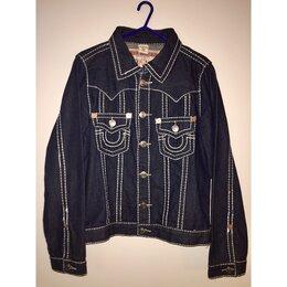 Куртки - Джинсовая куртка True Religion, 0