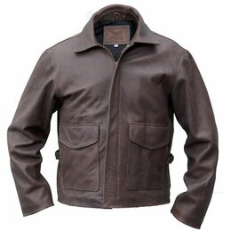 """Куртки - Кожаная куртка """"Индиана Джонс"""", 0"""