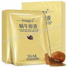 Маски - Питательная тканевая маска с муцином улитки, 0