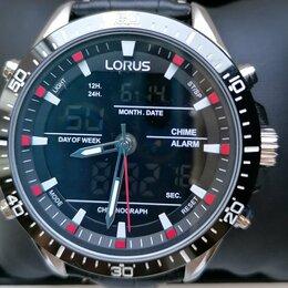 Наручные часы - Часы кварцевые Lorus (Япония) новые, 0