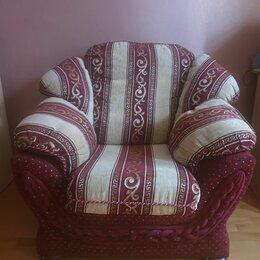 Кресла - Большое мягкое кресло, 0