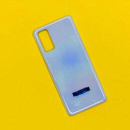 Корпусные детали - Задняя крышка Samsung S20 (белая), 0