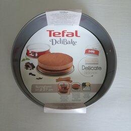"""Посуда для выпечки и запекания - Форма для выпекания """"Tefal Delibake"""" с антипригарным покрытием. Диаметр: 27 см, 0"""