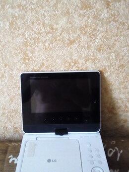 DVD и Blu-ray плееры - LG DP-375R DVD TV - плеер портативный, 0