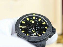 Наручные часы - ULYSSE NARDIN DIVER BLACK SEA, 0