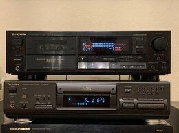 Музыкальные центры,  магнитофоны, магнитолы - Кассетная дека Pioneer CT-443 (Japan) 220В, 0