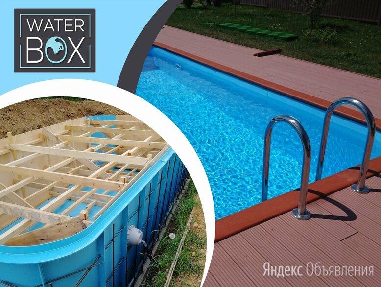 Чаша для бассейна  по цене 115000₽ - Бассейны, фото 0