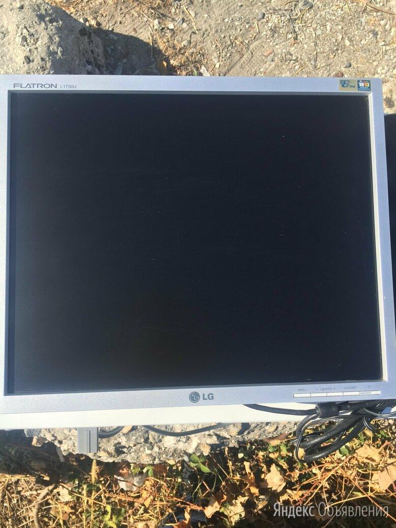Монитор LG Flatron L1750U по цене 900₽ - Мониторы, фото 0