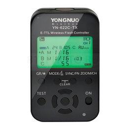 Дистанционное управление - Радиосинхронизатор Yongnuo YN622C TX для Canon…, 0