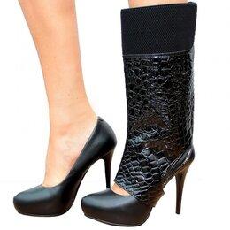 Колготки и носки - Яркие аксессуары на обувь, 0