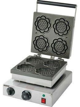 Сэндвичницы и приборы для выпечки - Вафельница Airhot WBSF-4, 0