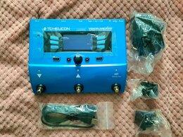 Оборудование для звукозаписывающих студий - TC Helicon VoiceLive Play вокальный процессор, 0