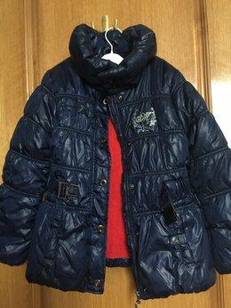Куртки и пуховики - Теплая куртка ф.Mariquita 140-146 для девочки, 0