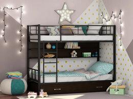 Кровати - Металлическая двухъярусная кровать Севилья-2ПЯ, 0