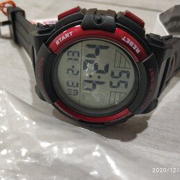 Наручные часы - Часы наручные мужские Водонепроницаемые новые, 0