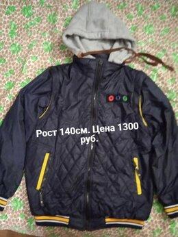 Куртки и пуховики - Куртка- жилетка для мальчика, 0