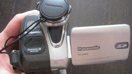 Видеокамеры - Видеокамера Panasonic NV-GS35, 0