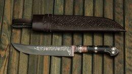 Ножи кухонные - УП-75 Кухонный Нож ПЧАК. Ручная работа. , 0