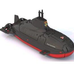 Машинки и техника - Подводная лодка Илья Муромец , 0