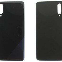 Корпусные детали - Задняя крышка Samsung Galaxy A30s SM-A307F черный, 0