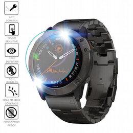 Аксессуары для умных часов и браслетов - Защитное стекло для Garmin Fenix, 0