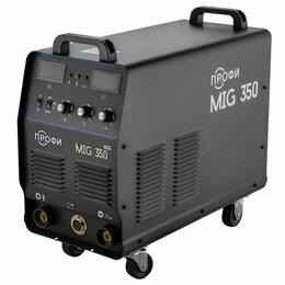 Сварочные аппараты - Полуавтомат сварочный ПРОФИ MIG-350, 0