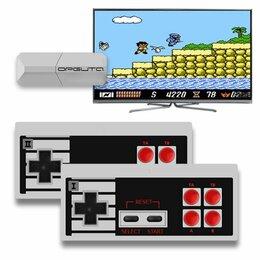 Игровые приставки - Приставка игровая Денди 8 bit Dendy портативная, 0