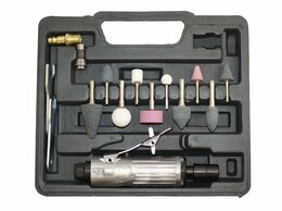 Пневмошлифмашины - Пневмошлифмашина прямая Fubag GL25000 +Set 100101, 0