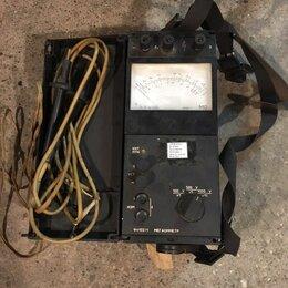 Измерительные инструменты и приборы - Мегаомметр Ф4102/1, 0