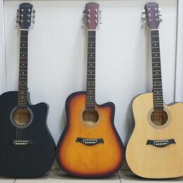 Акустические и классические гитары - Концертная гитара новая, 0