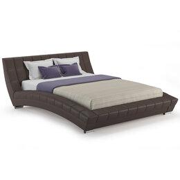 Кровати - Кровать интерьерная Оливия с основанием…, 0